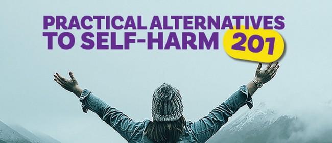 Practical Alternatives to Self-Harm 201 - Online