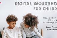 Digital Workshops for Children