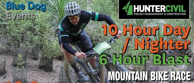 Hunter Civil 10 Hour Day/Nighter & 6 Hour Blast MTB Race