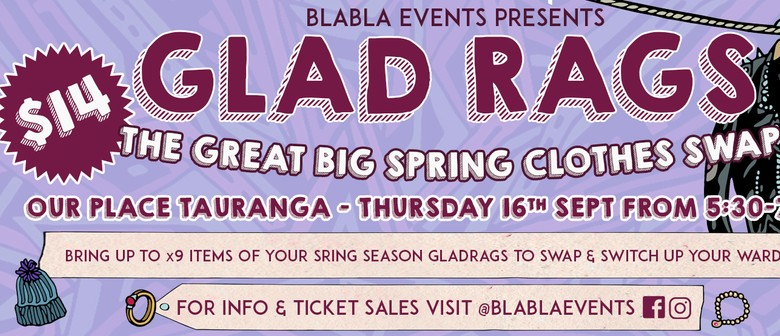 Gladrags - The Great Big Clothes Swap