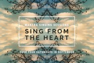 Image for event: Sing from the Heart - Mantra Singing Sessions in September