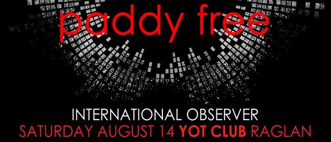 Paddy Free & International Observer