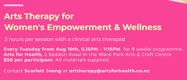 Arts Therapy for Women's Empowerment and Wellness