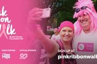 Pink Ribbon Walk 2021- Christchurch: CANCELLED