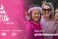 Pink Ribbon Walk 2021 - Wellington: CANCELLED