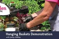 Hanging Baskets Demonstration