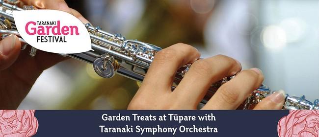 Garden Treats with Taranaki Symphony Orchestra