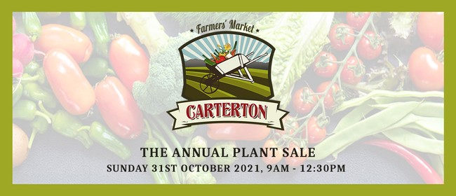 The Annual Plant Sale 2021