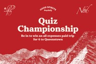 Image for event: Good Spirits Hospitality Master Quiz Competition