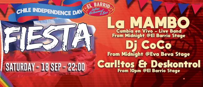 Chile Latin Fiesta: CANCELLED