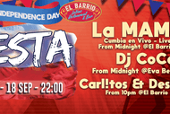 Image for event: Chile Latin Fiesta