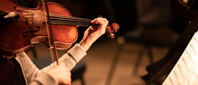 Violin Recital: Melody Gumbley's Studio