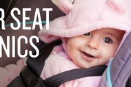 Image for event: Car Seat Clinic
