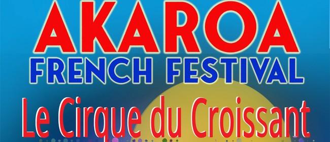 Akaroa French Festival Le Cirque du Croissant
