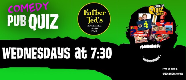 Father Ted's Pub Quiz