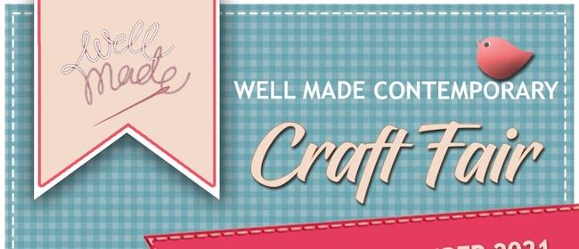 Well Made Contemporary Craft Fair
