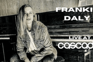 Image for event: Frankie Daly Live