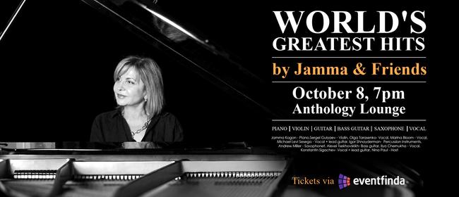 Jamma & Friends - World's Greatest Hits