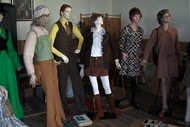Image for event: The Fashion Revolution - the 1960's & 70's