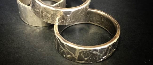 Blenhiem - Textured Ring Workshop