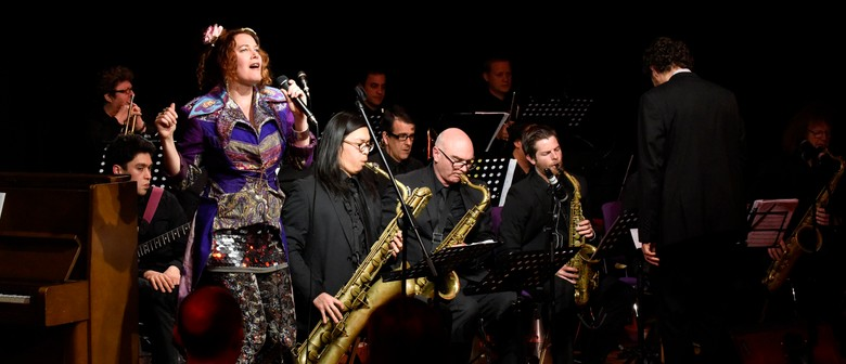 """Auckland Jazz Orchestra """"East of The Sun"""": CANCELLED"""