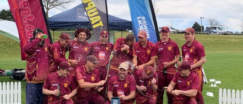 Cricket Express Lake Taupo Spring Invitational
