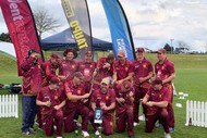 Image for event: Cricket Express Lake Taupo Spring Invitational