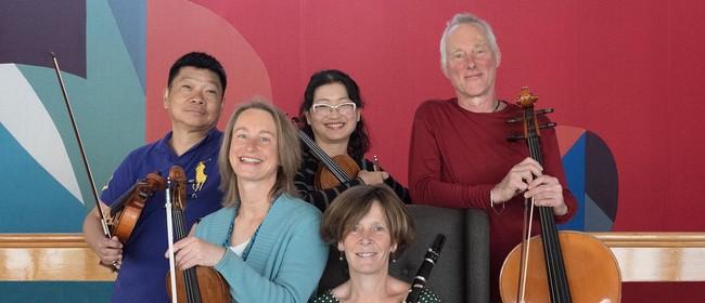 Aroha String Quartet: POSTPONED