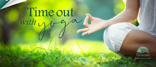 Time Out With Yoga