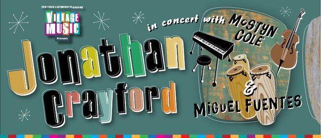 Jonathan Crayford in Concert