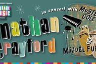 Image for event: Jonathan Crayford in Concert