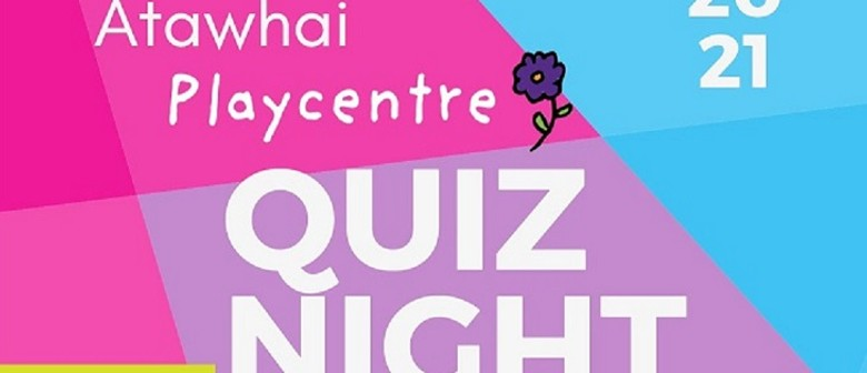 Atawhai Playcentre Quiz night and Auction