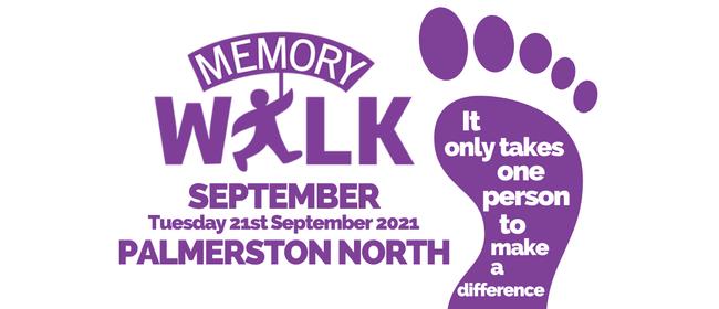 Memory Walk - Palmerston North 2021: POSTPONED