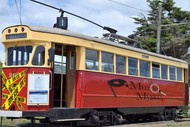 Image for event: Wellington Tramway Museum - Murder Mystery: POSTPONED