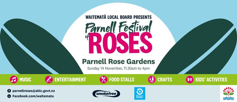 Parnell Festival of Roses 2021