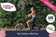 The Garden e-Bike Tour: SOLD OUT