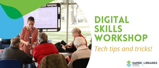 Digital Skills Workshop: Spydus Mobile