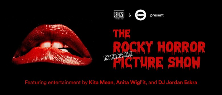 Rocky Horror Picture Show: An interactive movie experience