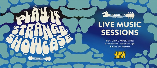 Play It Strange Live Music Sessions