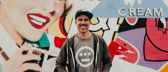Graffiato: Taupo Street Art Festival 2021