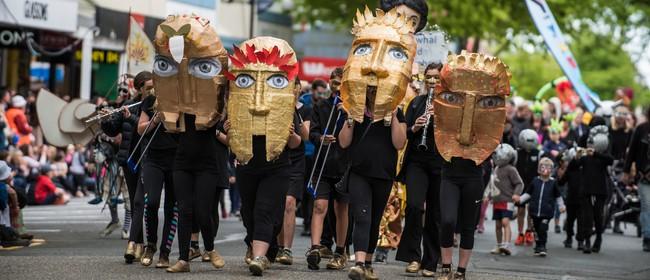 Mask Carnivale: CANCELLED