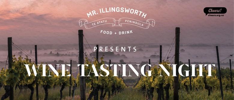 Wine Tasting at Mr Illingsworth