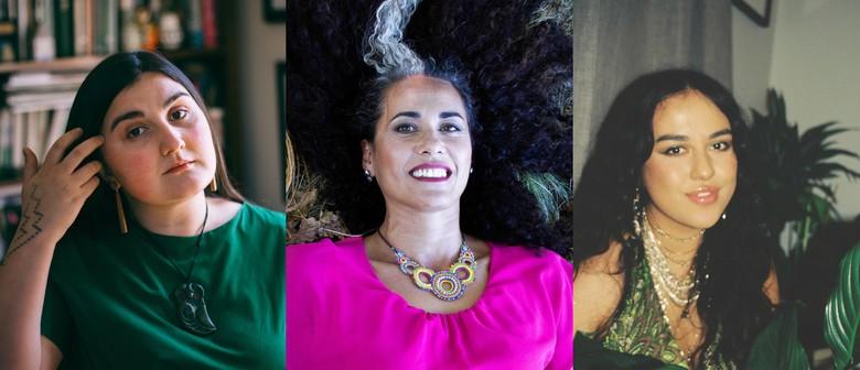 Wāhine Wahapū - Pukapuka Talks - Nelson Arts Festival: CANCELLED