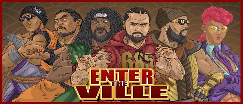 Enter The Ville Tour - Palmerston North
