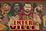 Image for event: Enter The Ville Tour - Palmerston North