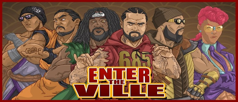 Enter The Ville Tour - Whanganui