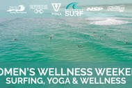 Image for event: Women's Wellness Weekend