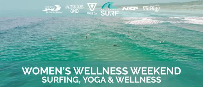 Women's Wellness Weekend
