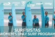 Image for event: Surf Sistas - Women's Only Surf Program
