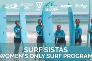Surf Sistas - Women's Only Surf Program